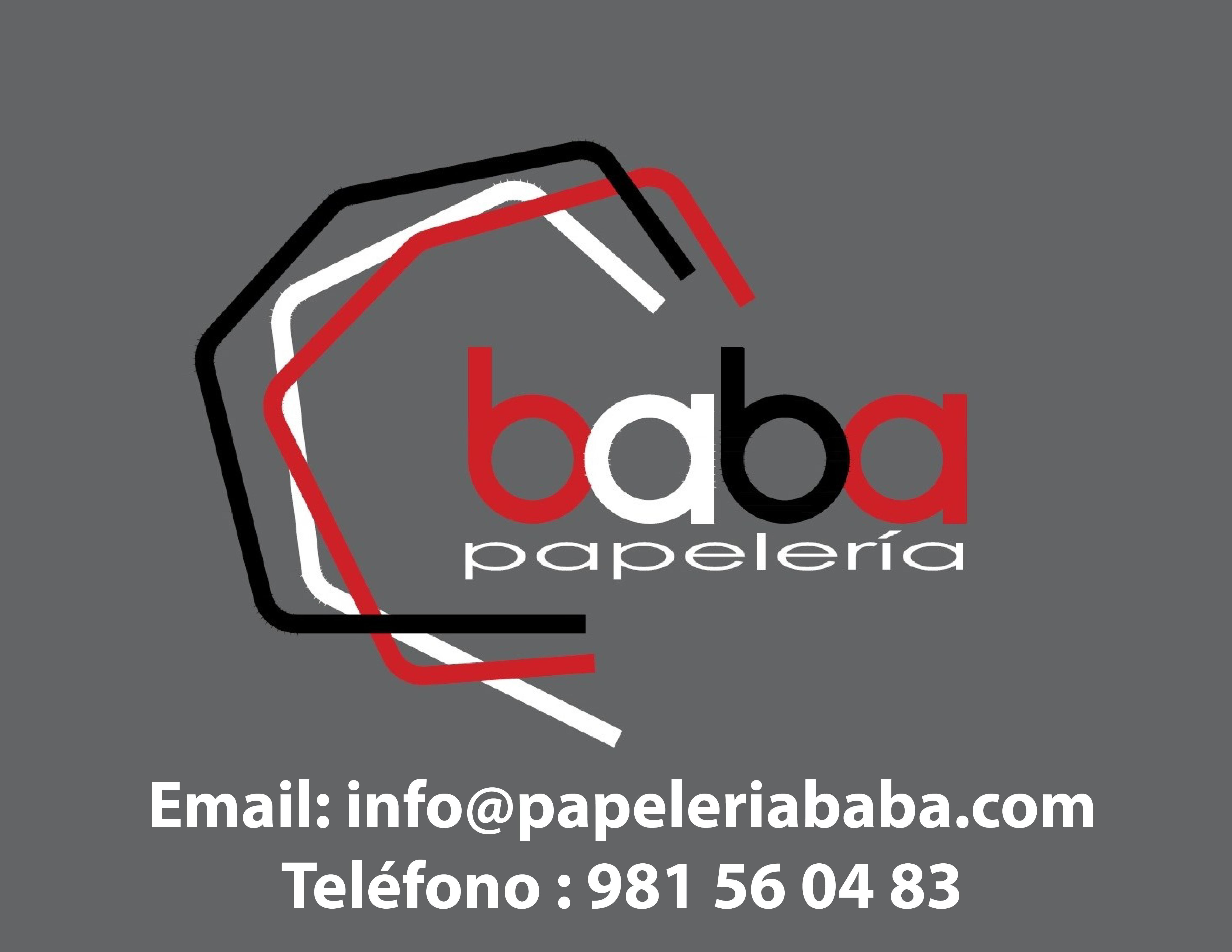 papeleriababa.com | Su papelería de confianza en Santiago de Compostela